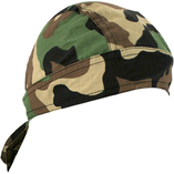 Zan Headgear Woodland Camo