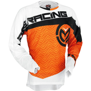 Thor Sahara S7 Jersey Orange/Black