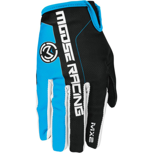 Moose Racing MX2 S7 Offroad Blue/Black