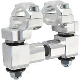 Rox Pivoting Risers Anti-Vibration  för 28,6mm styre