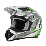 AFX FX-17  Factor Pearl White/Green