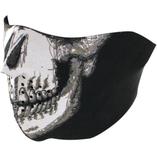 Zan Headgear halvmask Skull face