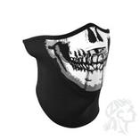 Zan Headgear halvmask 3 Panel Skull