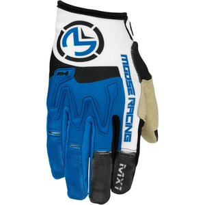 Moose Racing MX1 S7 Offroad Blue/White