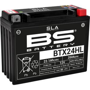 Batteri Arctic Cat (YTX24HL-BS)