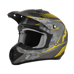 AFX FX-17  Factor Matte Frost Gray/Yellow